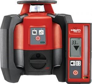 Disponible en f vrier chanon - Laser rotatif hilti ...